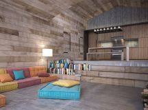 Modern Cabin Interior Design: 4 Inspiring Examples To Get Your Creative Juices Flowing images 16