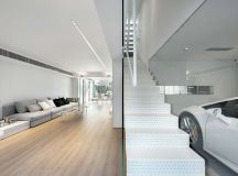 A Car Lover's Ideal Home In Hong Kong images 2