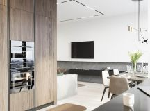 Interior Design Around Walnut Wood Finishes: 3 Great Examples images 5