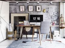 Two Examples Of Industrial Modern Rustic Interior Design images 31
