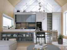 Modern Cabin Interior Design: 4 Inspiring Examples To Get Your Creative Juices Flowing images 4