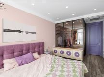Apartment With Energised Colour Scheme images 13