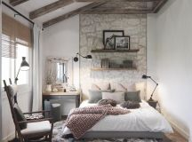 Rustic Bedrooms: Guide And Inspiration For Designing Them images 24