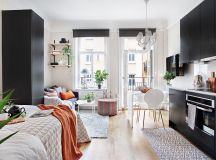 4 Small Studio Interior Designs That Give Little Places A Lift images 0