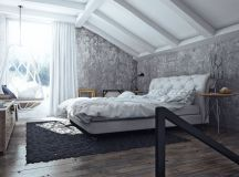 Rustic Bedrooms: Guide And Inspiration For Designing Them images 30