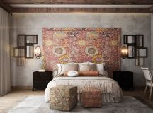 Rustic Bedrooms: Guide And Inspiration For Designing Them images 31