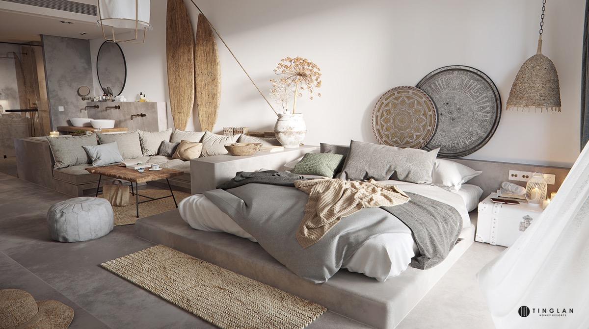 moroccan sofa base art deco style sofas uk tribal chic apartment tour