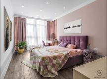 Apartment With Energised Colour Scheme images 12