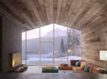 Modern Cabin Interior Design: 4 Inspiring Examples To Get Your Creative Juices Flowing images 13