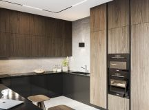 Interior Design Around Walnut Wood Finishes: 3 Great Examples images 6