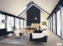 Modern Cabin Interior Design: 4 Inspiring Examples To Get Your Creative Juices Flowing images 29
