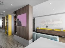 Apartment With Energised Colour Scheme images 7