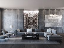 40 Grey Living Rooms That Help Your Lounge Look Effortlessly Stylish and Understated images 15