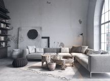 40 Grey Living Rooms That Help Your Lounge Look Effortlessly Stylish and Understated images 37