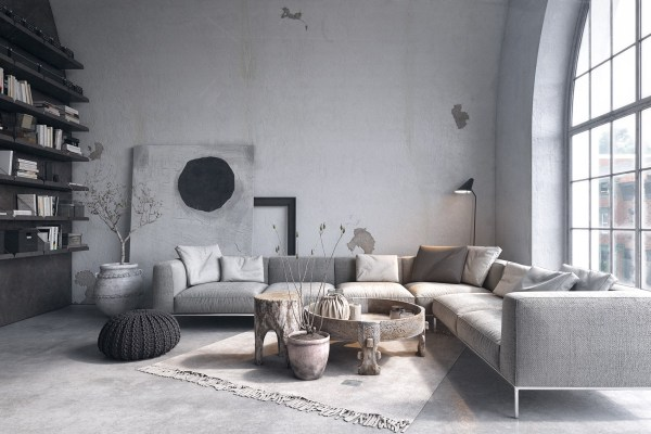 Grey Living Rooms Lounge Effortlessly Stylish And Understated