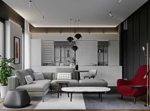 40 Grey Living Rooms That Help Your Lounge Look Effortlessly Stylish and Understated images 26