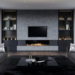 Living Room Decorating Ideas Leather Couches With Dark Brown Furniture 40 Grey Rooms That Help Your Lounge Look Effortlessly Stylish 11