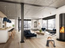 Detailed Guide & Inspiration For Designing A Rustic Living Room images 22