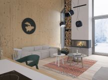 Modern Cabin Interior Design: 4 Inspiring Examples To Get Your Creative Juices Flowing images 2