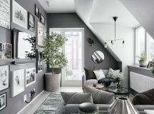 40 Grey Living Rooms That Help Your Lounge Look Effortlessly Stylish and Understated images 8