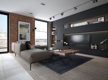 40 Grey Living Rooms That Help Your Lounge Look Effortlessly Stylish and Understated images 25