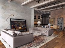 Detailed Guide & Inspiration For Designing A Rustic Living Room images 8