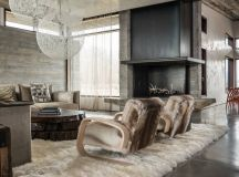 Detailed Guide & Inspiration For Designing A Rustic Living Room images 4