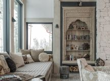 Detailed Guide & Inspiration For Designing A Rustic Living Room images 5