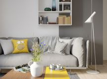 40 Grey Living Rooms That Help Your Lounge Look Effortlessly Stylish and Understated images 27