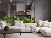40 Grey Living Rooms That Help Your Lounge Look Effortlessly Stylish and Understated images 19