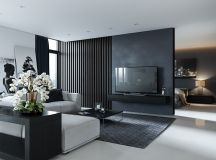 40 Grey Living Rooms That Help Your Lounge Look Effortlessly Stylish and Understated images 14