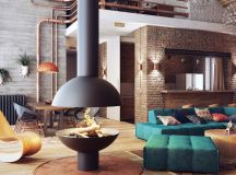 Detailed Guide & Inspiration For Designing A Rustic Living Room images 12