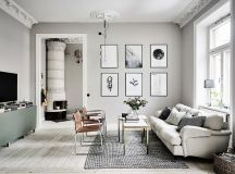 40 Grey Living Rooms That Help Your Lounge Look Effortlessly Stylish and Understated images 1