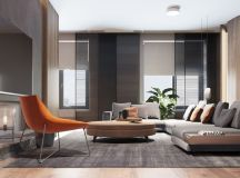 40 Grey Living Rooms That Help Your Lounge Look Effortlessly Stylish and Understated images 22