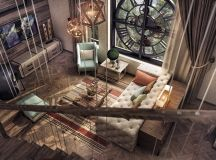 Detailed Guide & Inspiration For Designing A Rustic Living Room images 10