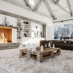 Rustic Living Rooms Small Room Seating Solutions Detailed Guide Inspiration For Designing A 19 Visualizer Vladislav Kosaty Make Your