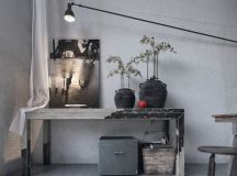 Two Examples Of Industrial Modern Rustic Interior Design images 7