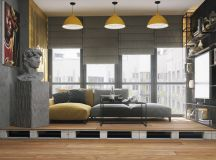 40 Grey Living Rooms That Help Your Lounge Look Effortlessly Stylish and Understated images 32