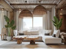 Detailed Guide & Inspiration For Designing A Rustic Living Room images 6
