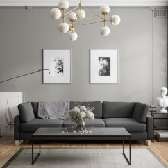 White Sofa Living Room Designs Furniture Decor For Small Rooms 40 Grey That Help Your Lounge Look Effortlessly Stylish 34 Visualizer Filip Sapojnicov