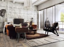 Detailed Guide & Inspiration For Designing A Rustic Living Room images 23