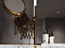 Using Gold Accents In Interior Design images 30