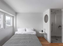 Compact Multifunctional Flat With Zoning Ideas images 21