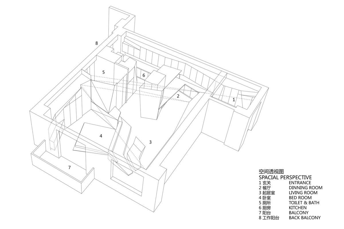 Cool Futuristic Style Home Interiors