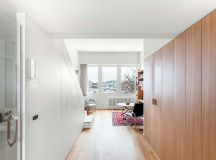 Compact Multifunctional Flat With Zoning Ideas images 4