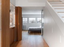 Compact Multifunctional Flat With Zoning Ideas images 8