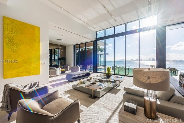 Magnificent modern miami mansion with ocean panorama u2013 free autocad
