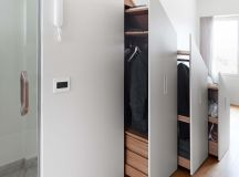 Compact Multifunctional Flat With Zoning Ideas images 6