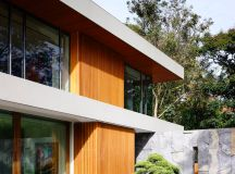 The Contemporary Home Of A Majestic Pre-War Rain Tree images 12