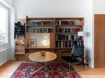 Compact Multifunctional Flat With Zoning Ideas images 0